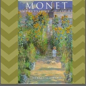 Monet: Impressions of Light book Henri Lallemand
